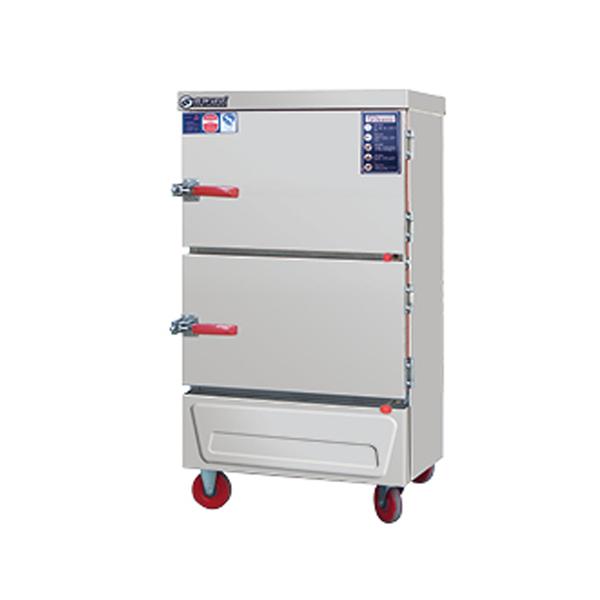 电两门多功能海鲜蒸柜